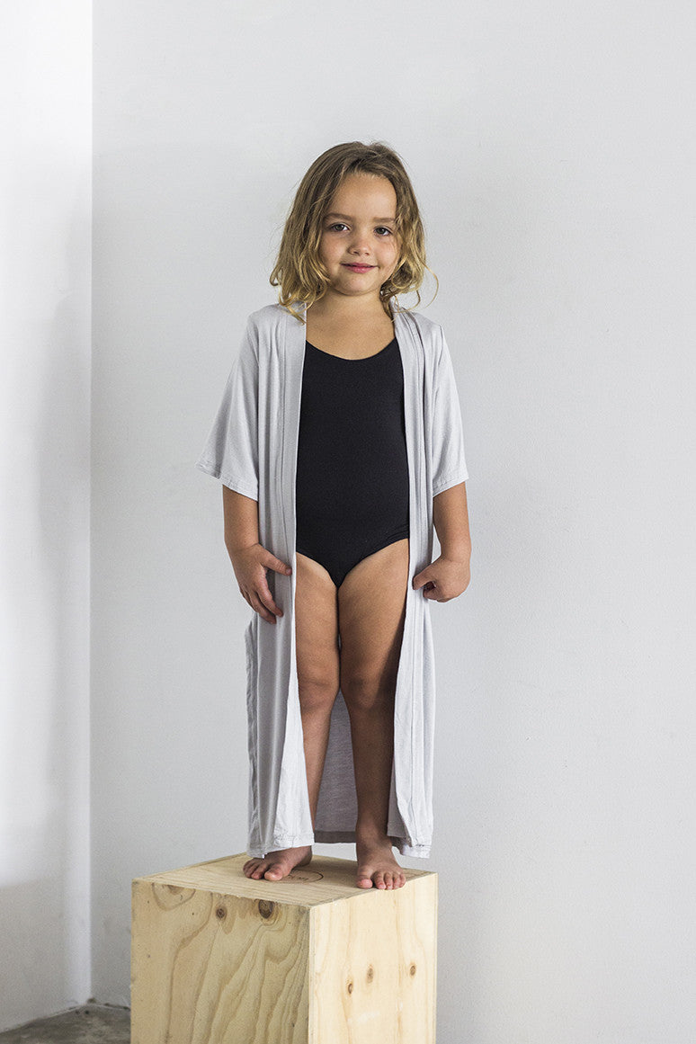Summer Cardi Grey - Kids