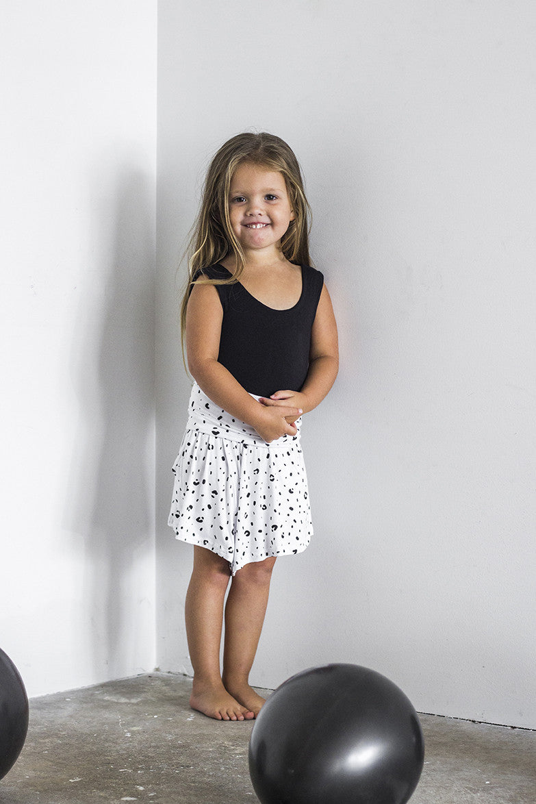 Shorts/romper Sabor - Kids
