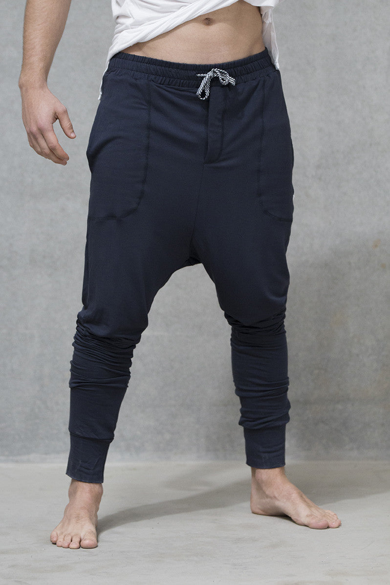Jogger Pants French Terry Adults - Deep Navy