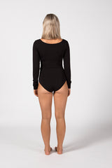 LS Bodysuit - Midnight