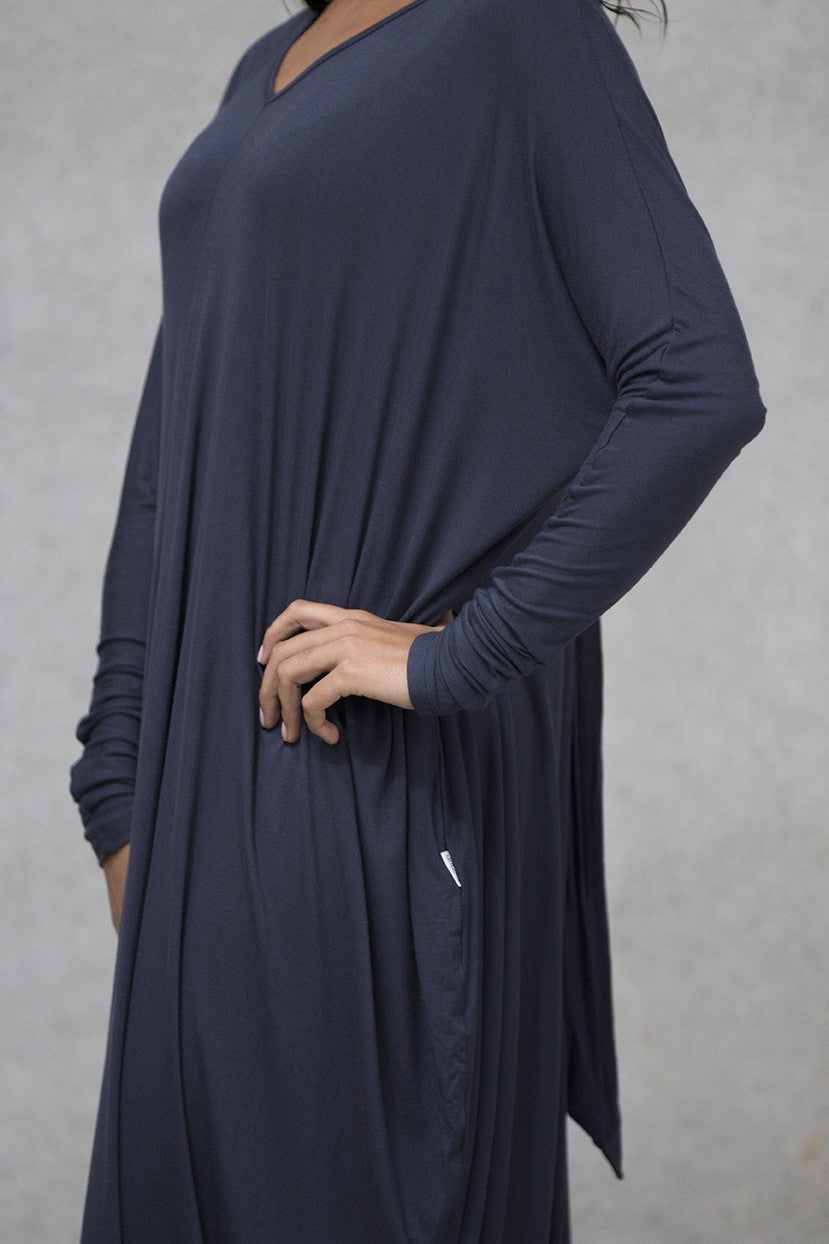Dress Adults - Deep Navy