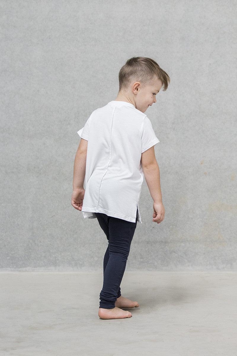 Spine Tee Kids - White