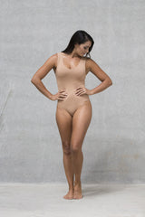 Bodysuit Adults - Caramel