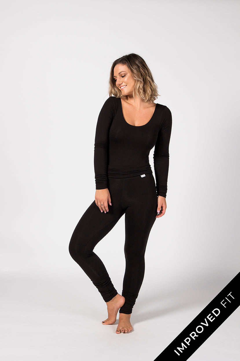 Leggings - Midnight *NEW IMPROVED FIT!
