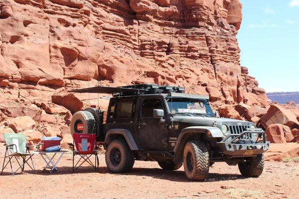 SirShade in Moab