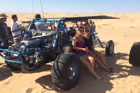 Sir-Shade Sand Rail in Glamis