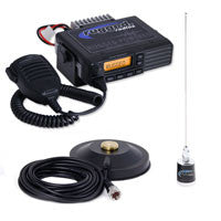 VHF Vetex VX2200 With Magnetic Mount Base / Chase Radio Model: BASE-MAG-50W-VX-VHF (FACTORY NEW)