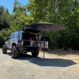 Tailgate Umbrella Holder