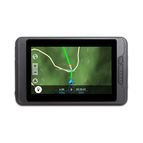 Magellan eXplorist TRX7 GPS with Camera (Powersports Mount)