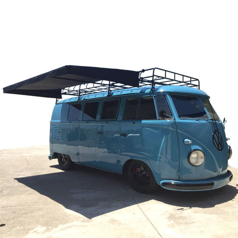 Sir-Shade™ Telescoping Awning System VW Bus for full rack