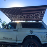 Sir-Shade™ Telescoping Awning Universal (Custom Size) for any Roof Rack