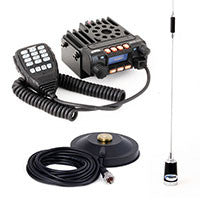 RM-25R 25 Watt Dual Band Mobile Radio (Factory New)