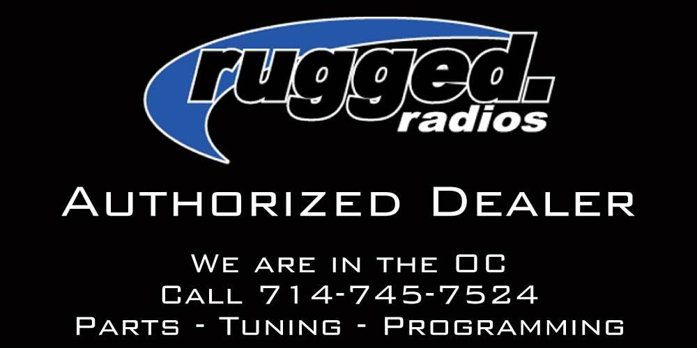 Rugged Radios Authorized Dealer