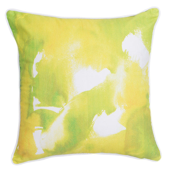 Paint Cushion Citrine