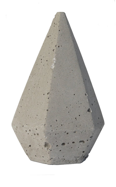 Zakkia Concrete Diamond Large