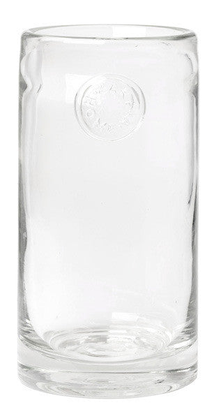 Zakkia Clear Hand Blown Vase