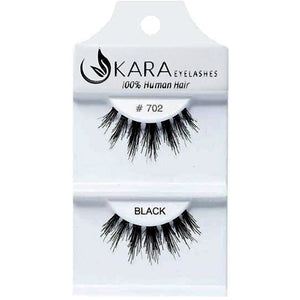 702 HUMAN HAIR <BR> Eyelashes