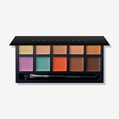 Correct & Conceal palette front view