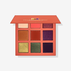 THE CLASSICAL NINE <BR> Eyeshadow Palette