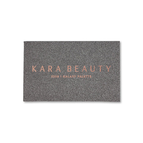 Kara Beauty ES38 15 Color Galaxy Glitter Palette