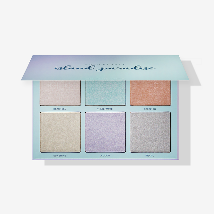 ISLAND PARADISE <BR> Highlighter Palette
