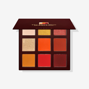 THE FIERY NINE <BR> Eyeshadow Palette