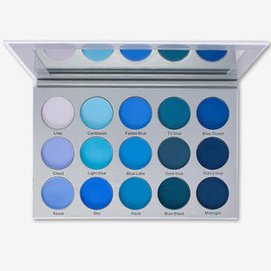 ES22 SMOKY BLUE <br> Eyeshadow Palette