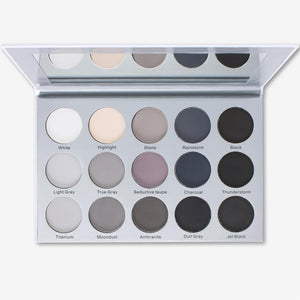 ES24 SMOKY GREY <br> Eyeshadow Palette