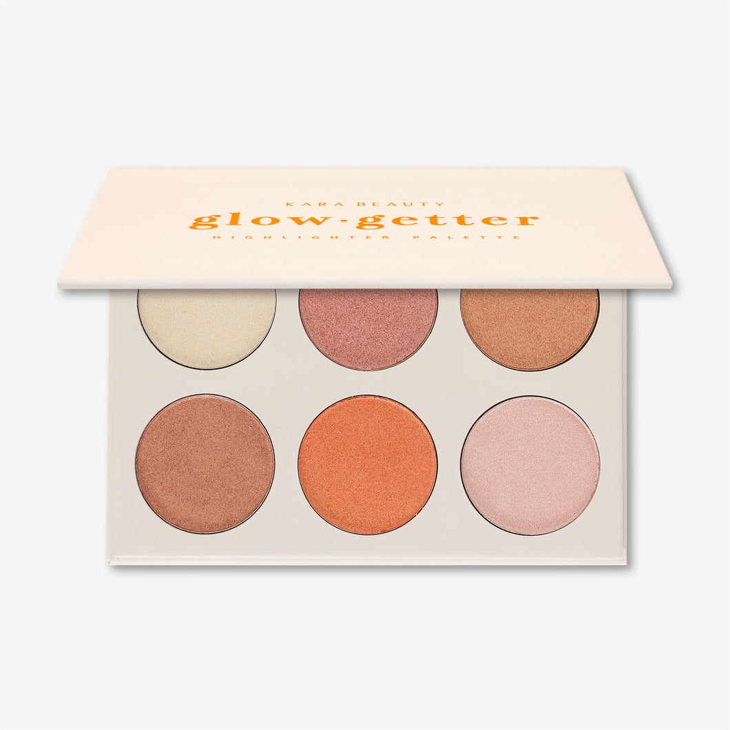 HL9 GLOW-GETTER <br> Highlighter Palette