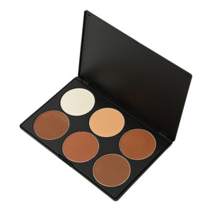 PC13 POWDER CONTOUR <BR> Face Palette