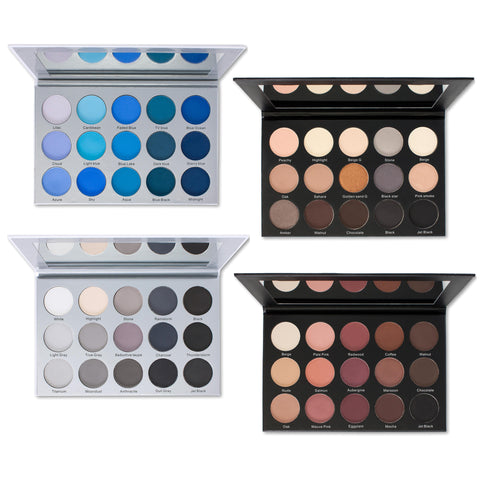 SMOKY BUNDLE <br> Eyeshadow Palettes