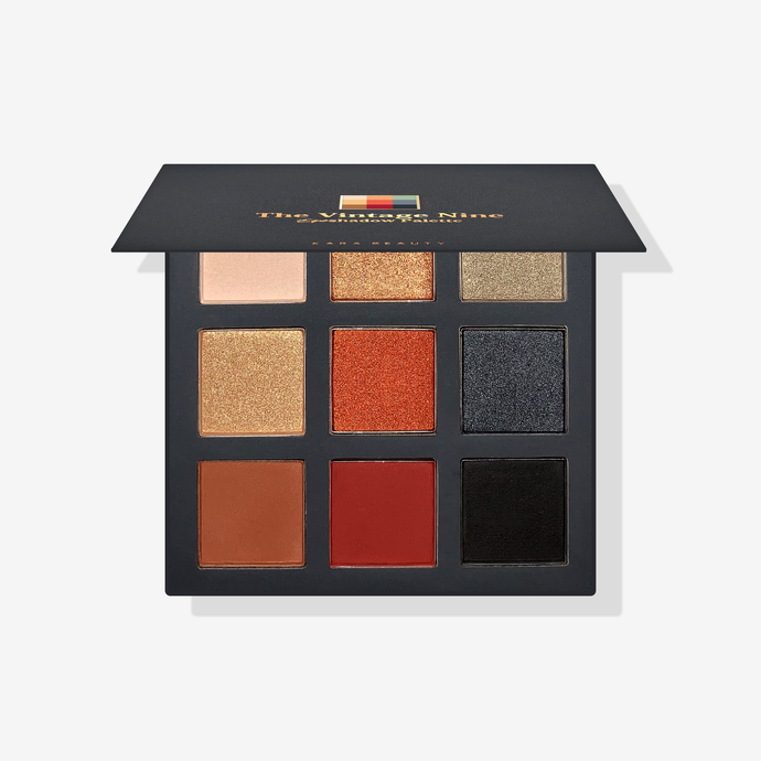 THE VINTAGE NINE <BR> Eyeshadow Palette