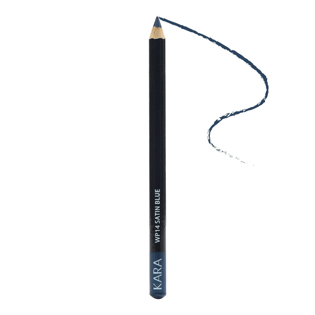 Kara Beauty Eye & Brow Liner Pencil - WP14 - Satin Blue