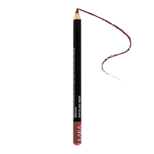 Kara Beauty High Quality Ultra Fine Lip Liner Pencil - WP58 - My Way