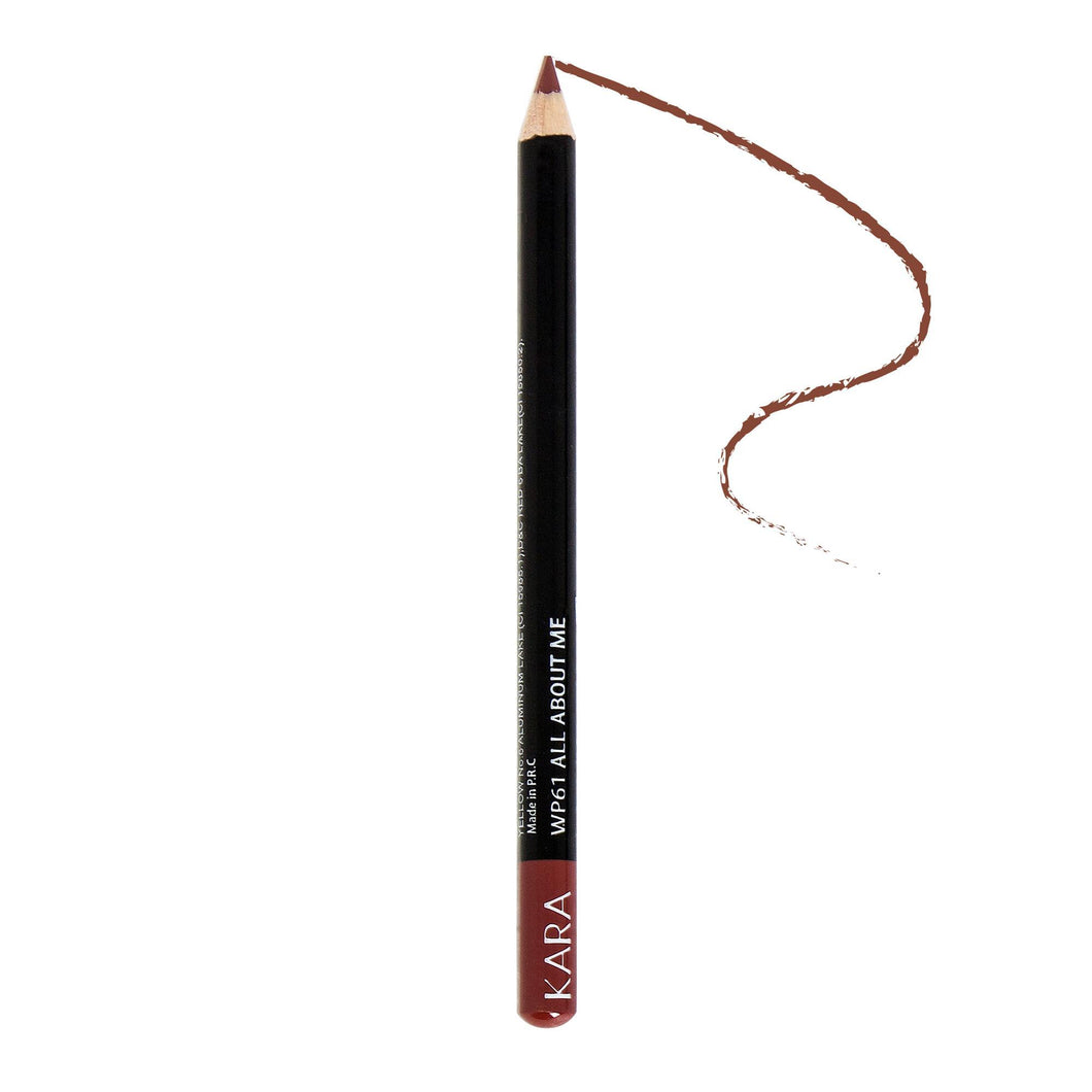 Kara Beauty High Quality Ultra Fine Lip Liner Pencil - WP61 - All About Me