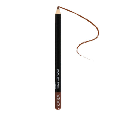 Kara Beauty High Quality Ultra Fine Lip Liner Pencil - WP62 - Hot Cocoa