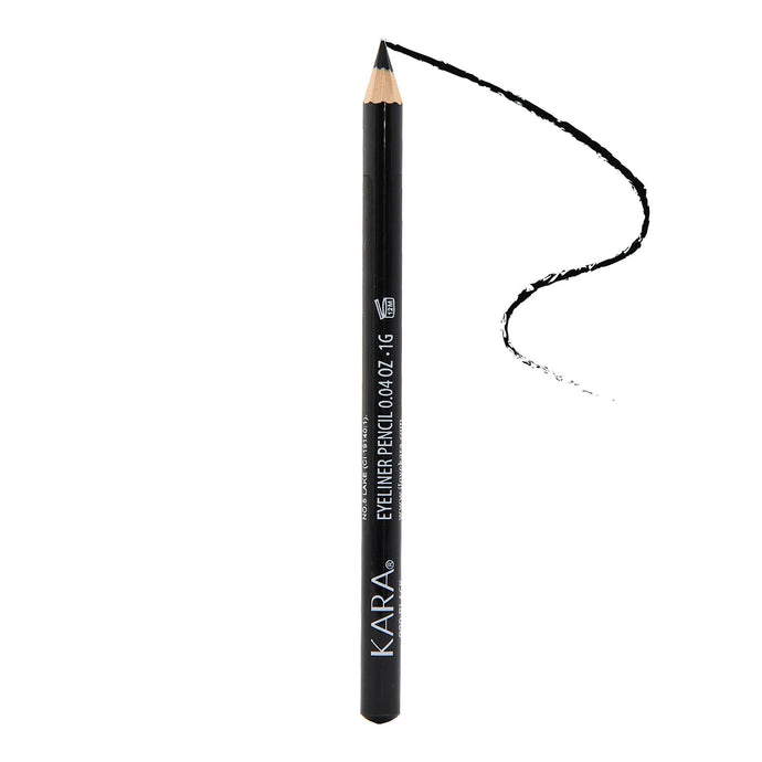 Kara Beauty High Quality Ultra Fine Lip Liner Pencil - WP900 - Black