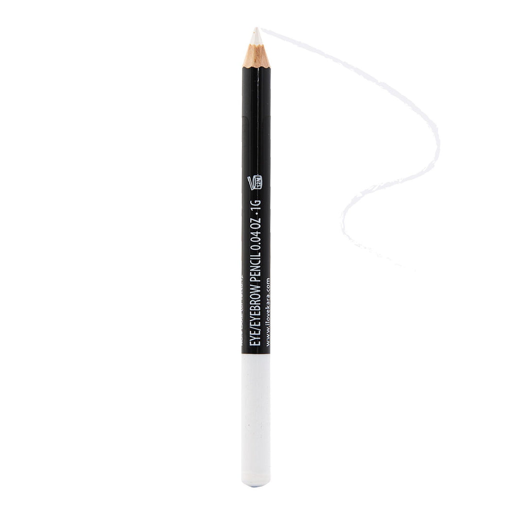 Kara Beauty High Quality Ultra Fine Eye & Brow Pencil - WP901 - White