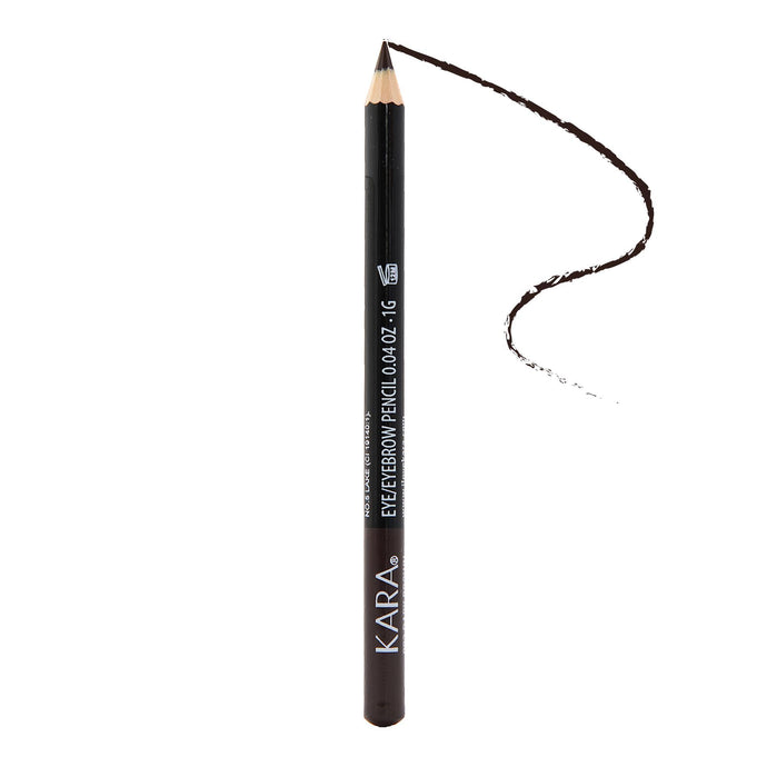 Kara Beauty High Quality Ultra Fine Eye & Brow Pencil - WP902 - Dark Brown