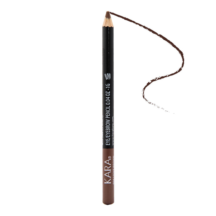 Kara Beauty High Quality Ultra Fine Eye & Brow Pencil - WP906 - Light Brown