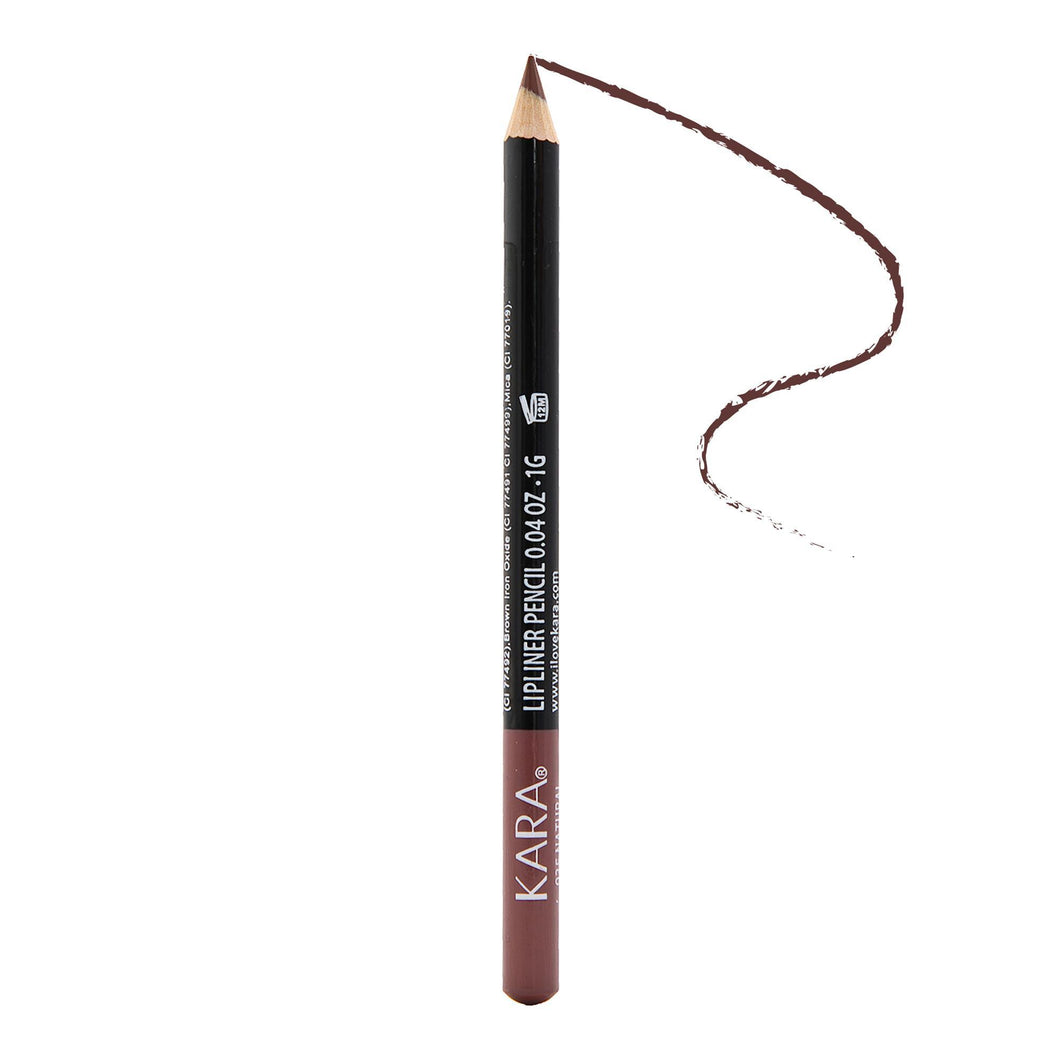 Kara Beauty High Quality Ultra Fine Lip Liner Pencil - WP935 - Natural
