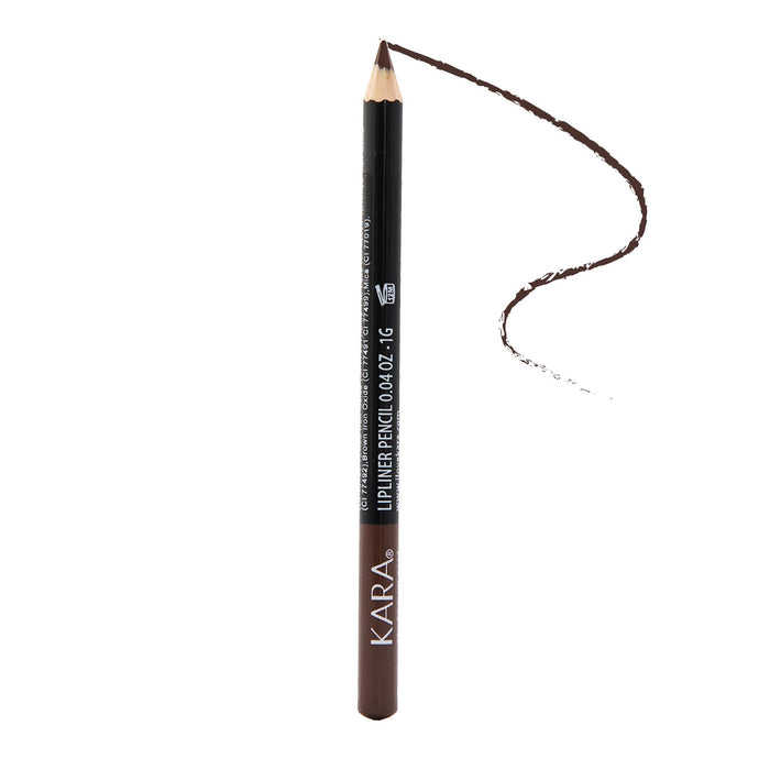 Kara Beauty High Quality Ultra Fine Lip Liner Pencil - WP936 - Brown Caf?