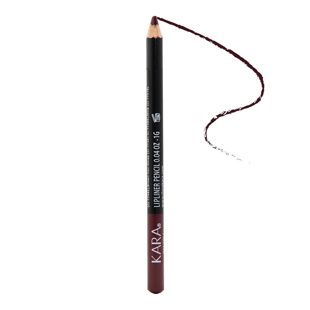 Kara Beauty High Quality Ultra Fine Lip Liner Pencil - WP944 - Cola