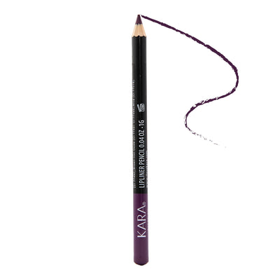 Kara Beauty High Quality Ultra Fine Lip Liner Pencil - WP947 - Prune