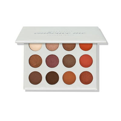 es32 embrace me eyeshadow palette top view
