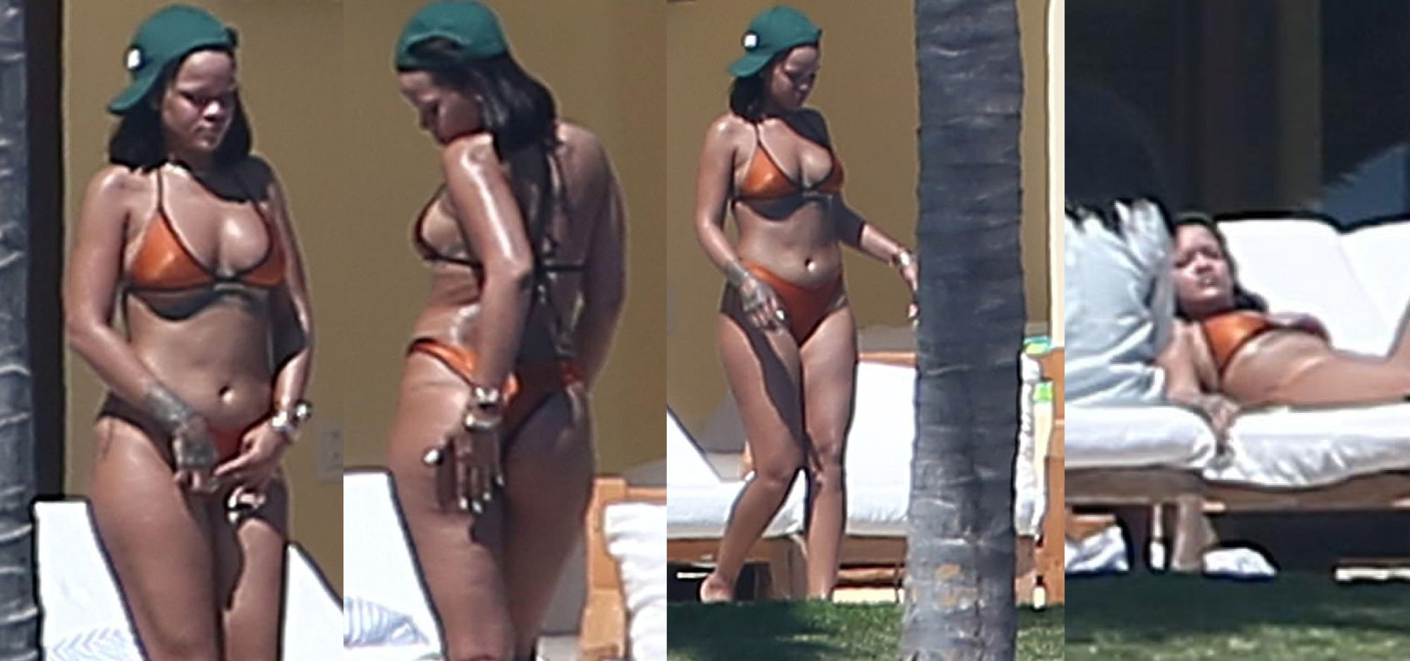Rihanna Swimwear Mexico