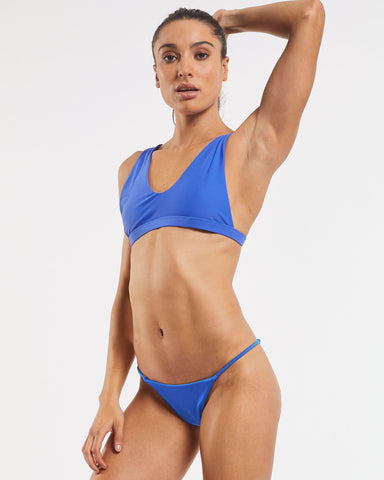 Apex Bra in  Blue-Crush