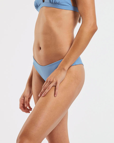 Seamless Brief in  Glacier-Blue