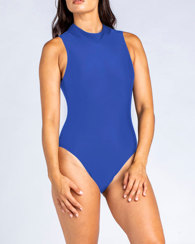 Racer with cut out back - Blue Crush