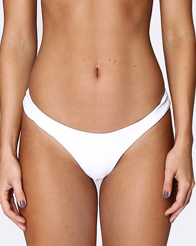 Seamless Brazilian - White